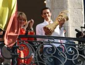 Madrid aclama el Giro de Alberto Contador