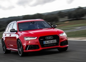 Audi RS 6 Avant, superdeportivo familiar