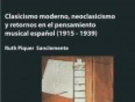 Un estudio crítico de la historia filosófica de la música en España