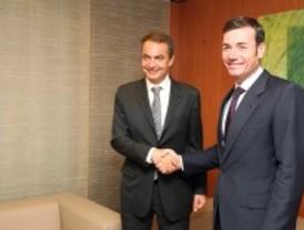 Zapatero dará su apoyo a Tomás Gómez en un mitin en Alcalá de Henares