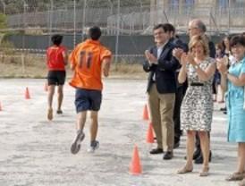 La Comunidad de Madrid celebra la I Olimpiada entre centros de menores infractores