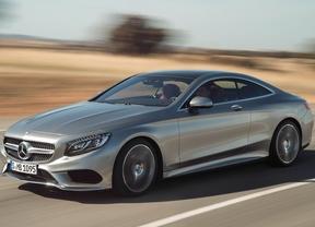 Mercedes Clase S Coupé, un canto a la tradición
