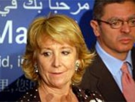 Primer rifirrafe entre Aguirre y Gallardón por denominar consejeros a los concejales