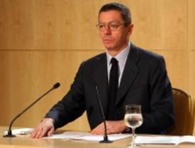Gallardón espera dejar de pagar competencias impropias