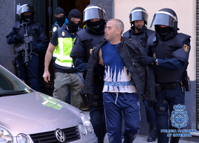 Uno de los yihadistas detenidos en Madrid trabajaba en la Casa de la Moneda y otro en una ONG