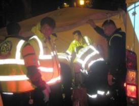 La Policía busca a un conductor que mató a un peatón en la Castellana y después huyó