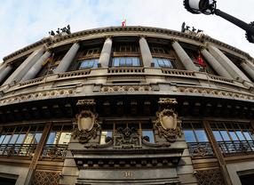 El edificio del Banco de Bilbao: arte vasco en Madrid