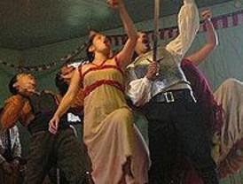 Espectáculos de teatro y danza para los niños de Parla