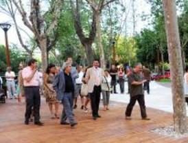 Alcorcón dispone de un nuevo parque urbano