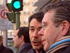 La Comunidad niega haber encargado los espionajes a González y Cobo