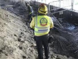Heridas leves tres personas por inhalación de humo en Méndez Álvaro