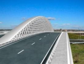 Un puente que unirá Valdebebas con la T-4