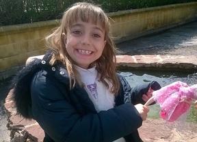 Triathlón solidario para investigar la enfermedad hepática de una niña jiennense de 9 años