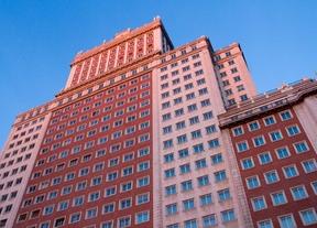 Santander vende el Edificio España por 265 millones al magnate Wang Jianli
