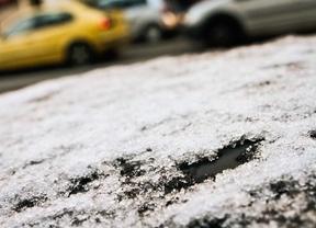 Interrumpido temporalmente el servicio de cercanías entre Cercedilla y Cotos por la nieve