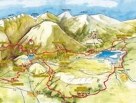 Crean un anillo ciclista en la Sierra de Guadarrama