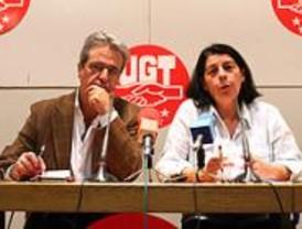 IU y UGT piden un pacto contra la siniestralidad