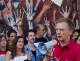 El impulsor de la revolución islandesa al 15M: 'No abandonéis'