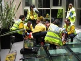 Los accidentes laborales se reducen en junio