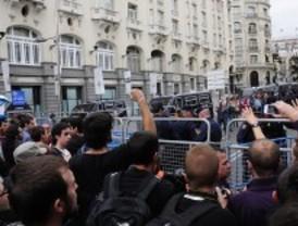 El 25-S y el 15-M volverán al Congreso con motivo de la huelga general