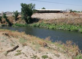 Getafe pide a la Comunidad reponer la valla de las Lagunas de Perales