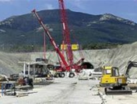 Abierto el túnel de la AP-6 en Guadarrama