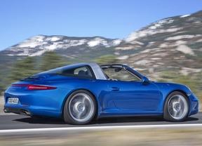 El Porsche 911 Targa, elegido nuevo mejor producto del año