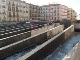 Cinco aparcamientos de Madrid están parados por quiebra de las concesionarias