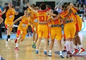 El 'basket' femenino español conquista Europa