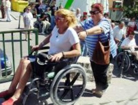 Doce itinerarios mostrarán Madrid a los discapacitados