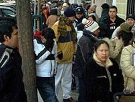 Madrid y Cataluña concentran el 44% de los inmigrantes afiliados a la Seguridad Social