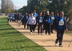 Miles de personas participan en la carrera por la diabetes en el Parque Juan Carlos I
