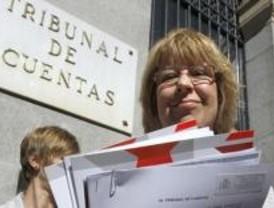 El PSOE pide al Tribunal de Cuentas que revise las campañas electorales del PP