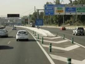 Normalidad en las carreteras el primer día de la 'Operación Verano'