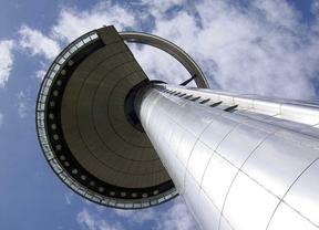 El Faro de Moncloa abrirá en mayo