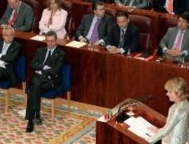 La Asamblea de Madrid celebra su aniversario sin medalla a Esperanza Aguirre