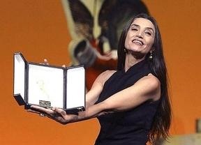 Ángela Molina, medalla de oro del cine