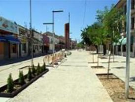 El Gobierno autonómico remodela el casco urbano de El Álamo