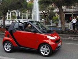 Los madrileños compran coches más pequeños y ecológicos