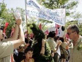 IU y CCOO exigen que se declare inconstitucional la Ley de Medidas Urgentes