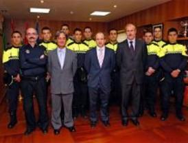 Nuevos policías locales para Boadilla del Monte