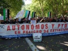 El número de autónomos cae un 0,2 por ciento en lo que va de año en Madrid