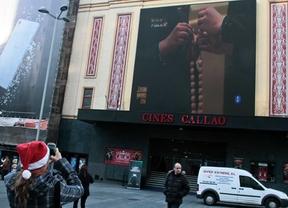 El Ayuntamiento permite nuevas pantallas gigantes en Centro y Chamberí