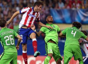 Arda relanza en Europa a un Atlético muy intenso