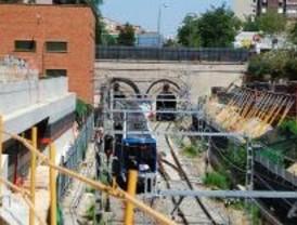 El Ayuntamiento concluirá el soterramiento de la Línea 5 en julio de 2010