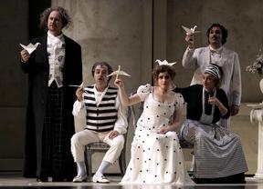 'El barbero de Sevilla' abre la temporada del teatro Real