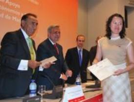 Empresarios formados por la Cámara reciben sus diplomas