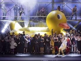 Premios Max: una noche sin sorpresas