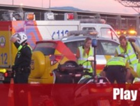 Un detenido por la muerte de la trabajadora de Iberia