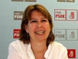El PSOE ratificará este jueves a Maru Menéndez como su portavoz en la Asamblea